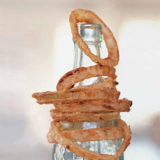 Fried Onion Rings.