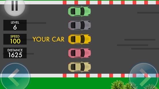 Car Tap Racer - Speed Racing