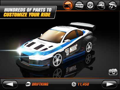 Drift Mania Championship MOD (Unlimited Money) 8