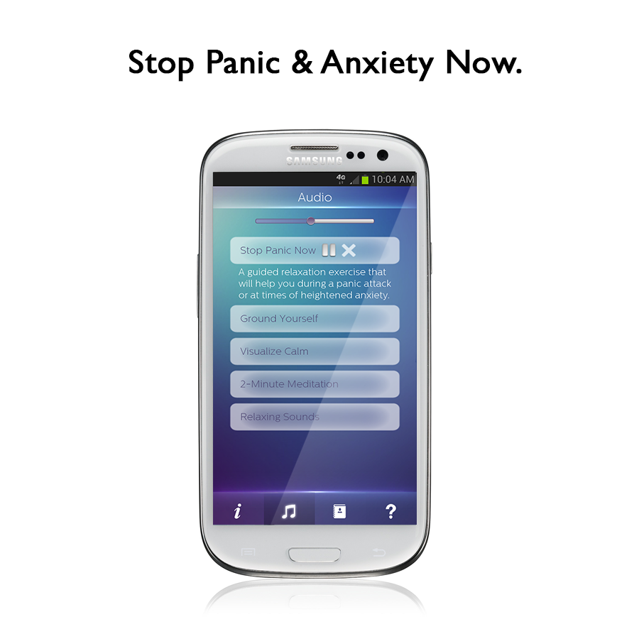 Calm Down Now: Panic & Anxiety- screenshot