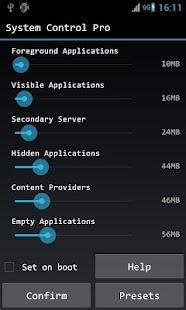 System Control Free - screenshot thumbnail