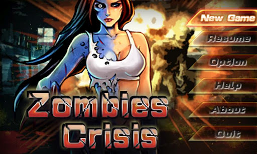 Download Game android Zombies Crisis Apk