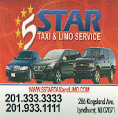 5 Star Taxi & Limo Service