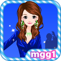 Chic Tap Dancer Dress Up icon