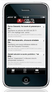Mobilita Palermo screenshot 0