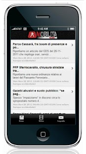 Mobilita Palermo- screenshot thumbnail