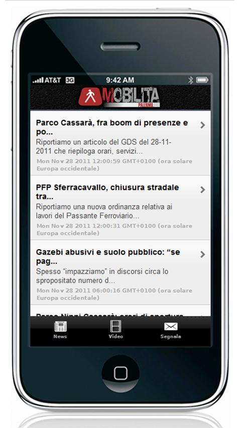 Mobilita Palermo- screenshot