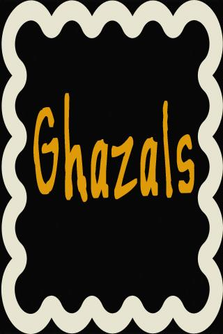 Ghazal - Indo-Pak