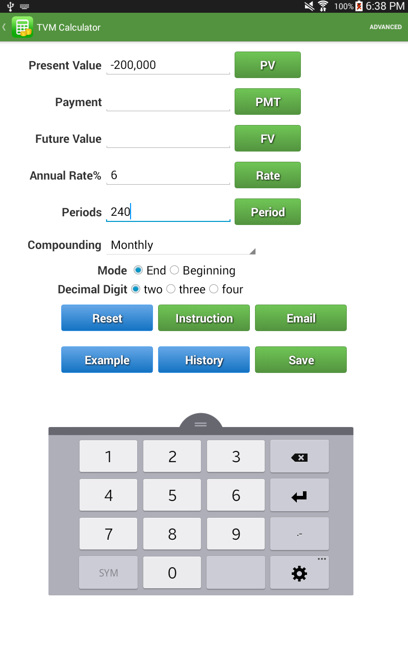Financial Calculators screenshot #10