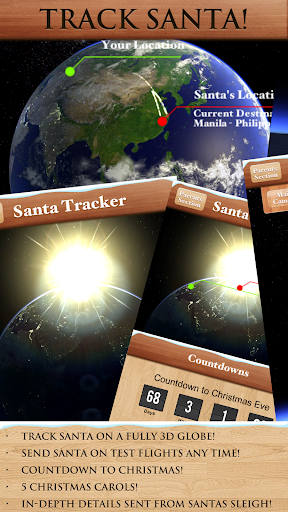 Santa Tracker - NPCC