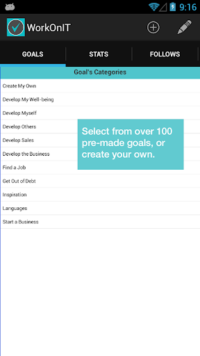玩免費生活APP|下載WorkOnIT - Personal Life Coach app不用錢|硬是要APP