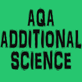 GCSE Additional Science - AQA