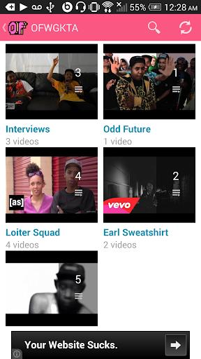 OFWGKTA: Odd Future Videos