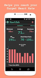 HI - Health & Fitness Tracker- screenshot thumbnail