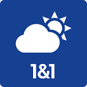 1&1 Wetter Widget icon