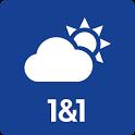 1&1 Wetter Widget icon