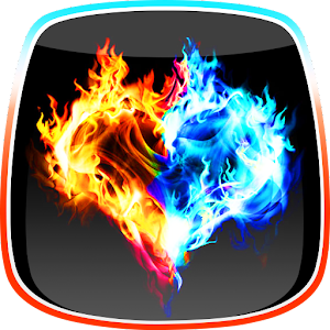 Download Fire And Ice Live Wallpaper APK Latest Version App For Android Devices