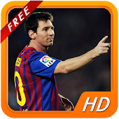 Footballer Lionel Messi HD