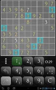 Sudoku PRO- screenshot thumbnail