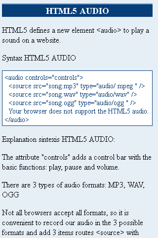 HTML5 Basic Pro - screenshot