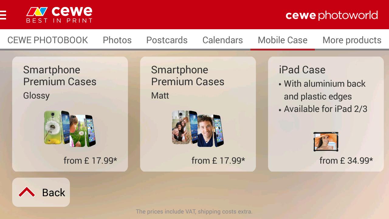 Photo Books by CEWE  - No.1 - screenshot