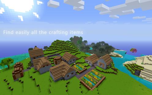 Guidecraft : Crafting Items, Servers For Minecraft | Apk