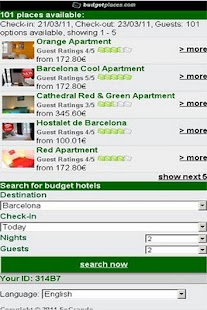 budgetplaces.com - screenshot thumbnail