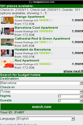 budgetplaces.com - screenshot