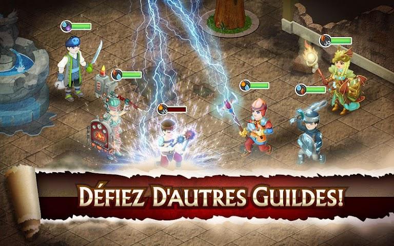 android Knights & Dragons - Action RPG Screenshot 8