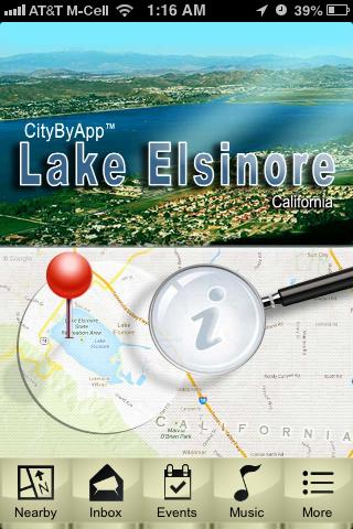 CityByApp® Lake Elsinore