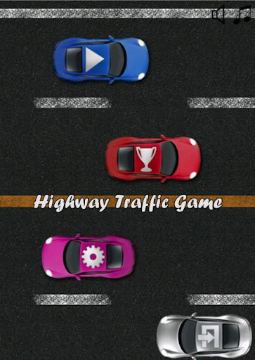 Simple Traffic Game