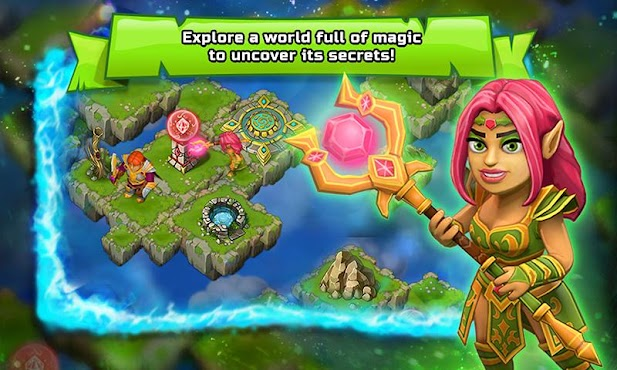 Clash of Islands v1.05