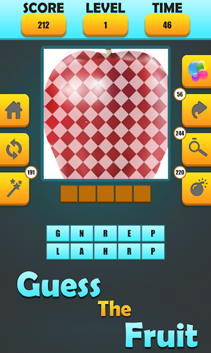Guess Me : Fruits Puzzle