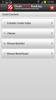 Screenshot of DesioMobile BDB
