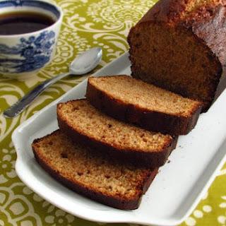 Cinnamon Fennel Cake.
