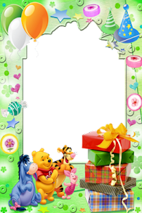 Birthday Photo Frames- screenshot thumbnail