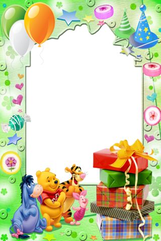Birthday Photo Frames- screenshot