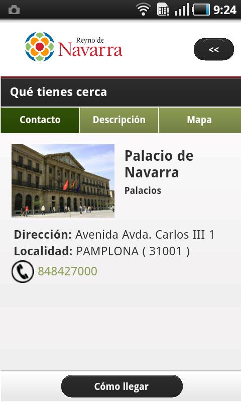 Turismo Navarra - App Oficial - screenshot