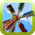 Funfair Ride Simulator: TScan icon
