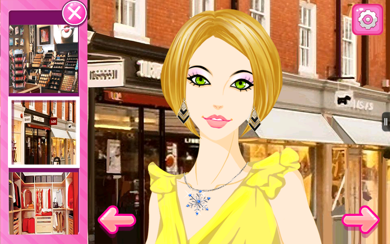 Beauty Salon - Girls Games - Android Apps on Google Play