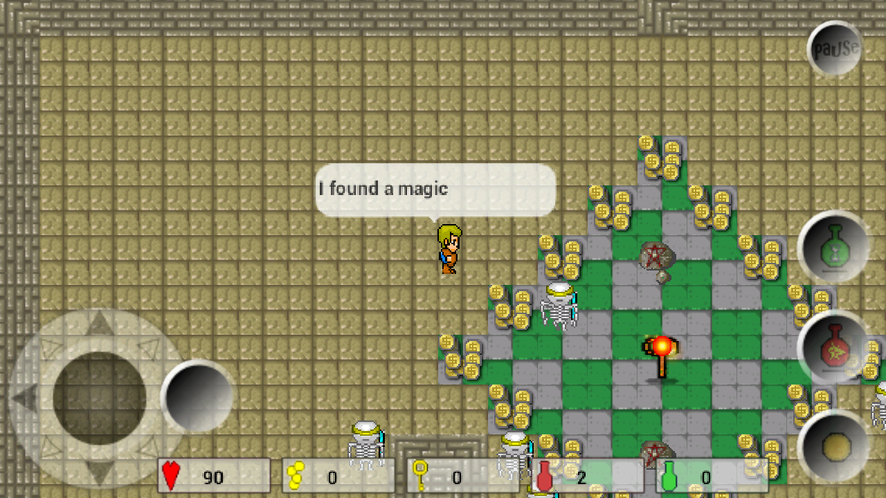 Dungeon Break- screenshot