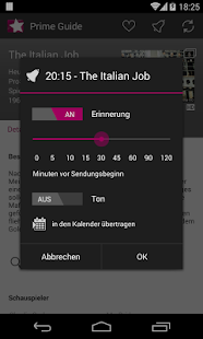 Prime Guide TV Programm- screenshot thumbnail