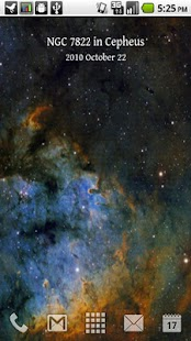 APOD - Live Wallpaper- screenshot thumbnail