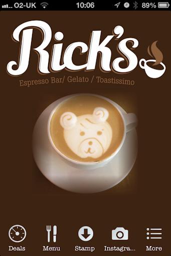 Rick's Cafe Oxford