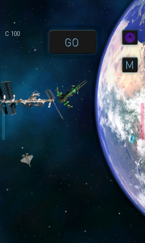 X Fleet: Space Shooter - screenshot