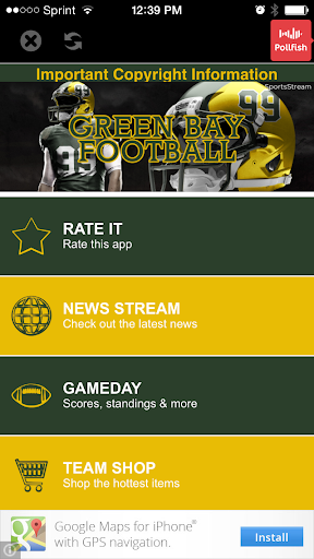 Green Bay Football STREAM