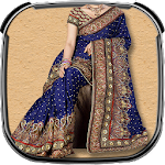 Indian Sari Photo Suit