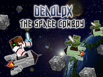 Deadlox The Space Cowboy