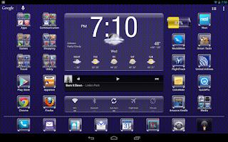 Screenshot of LC Raised Glass Apex/Go/Nova