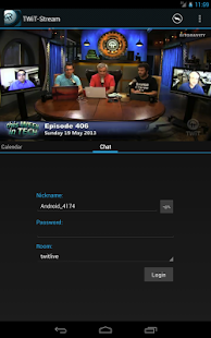 TWiT-Stream- screenshot thumbnail